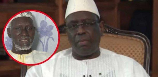 Décès de Mbaye Gueye, tigre de Fass : Macky Sall présente ses condoléances