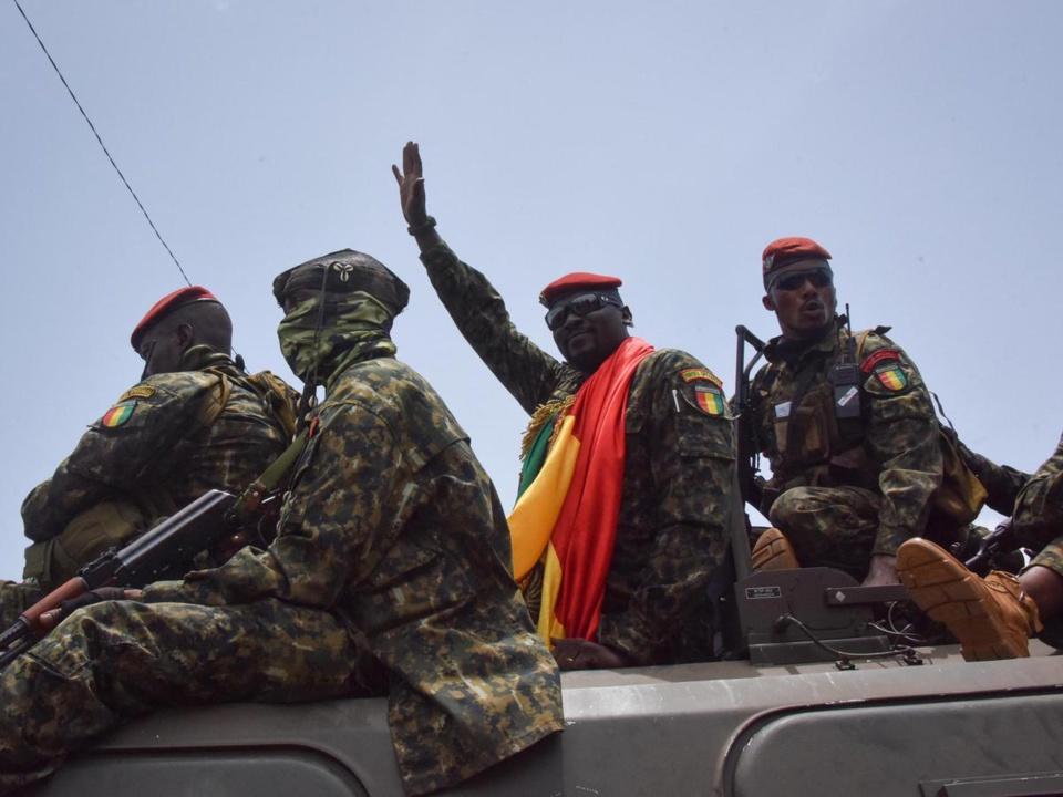 SITUATION POLITIQUE PRÉOCCUPANTE EN GUINÉE Macky condamne, la Cedeao suspend le pays de ses instances, une délégation de l'organisation sous-régionale à Conakry aujourd'hui