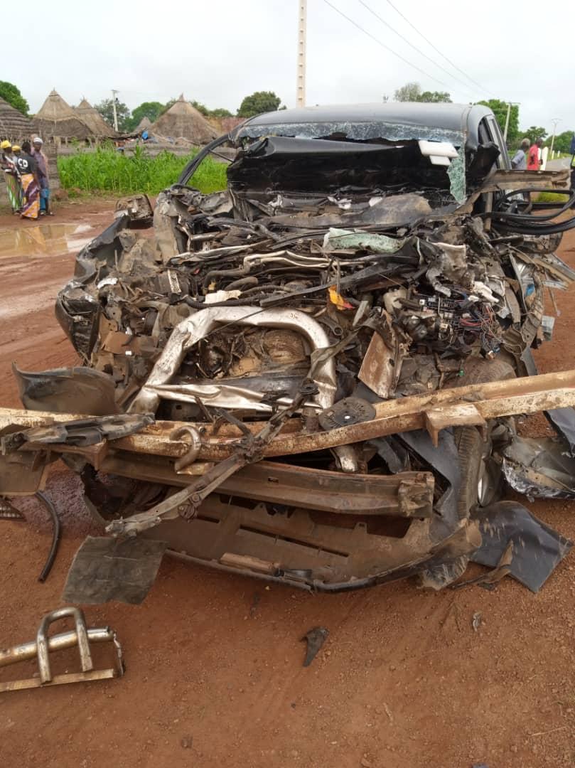 Axe Tamba-Kédougou : Le député Guirassy victime d'un grave accident