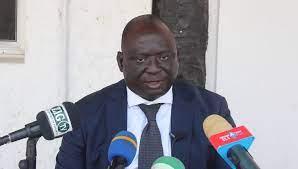 Seydou Sané, 1er adjoint au maire et président du Casa Sports, en route vers la mairie