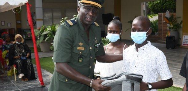 745 kits aux orphelins des armées sénégalaises