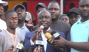 IDRISSA SECK: «Le président utilise l'institution judiciaire pour écarter d'une compétition électorale un adversaire redouté»