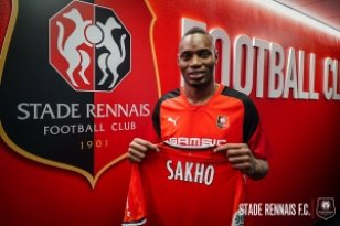 MERCATO DES LIONS: Diafra Sakho signe 2 ans et demi à Rennes