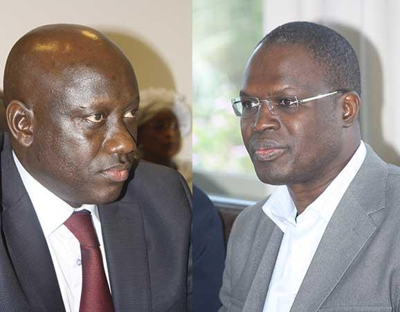 TRIBUNAL: Khalia Sall vs Serigne Bassirou Gueye