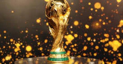Le trophée de la Coupe du monde à Dakar ce dimanche