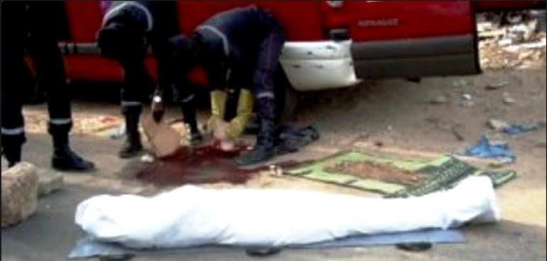 Un Français tué à Ndangane devant sa femme et ses deux enfants