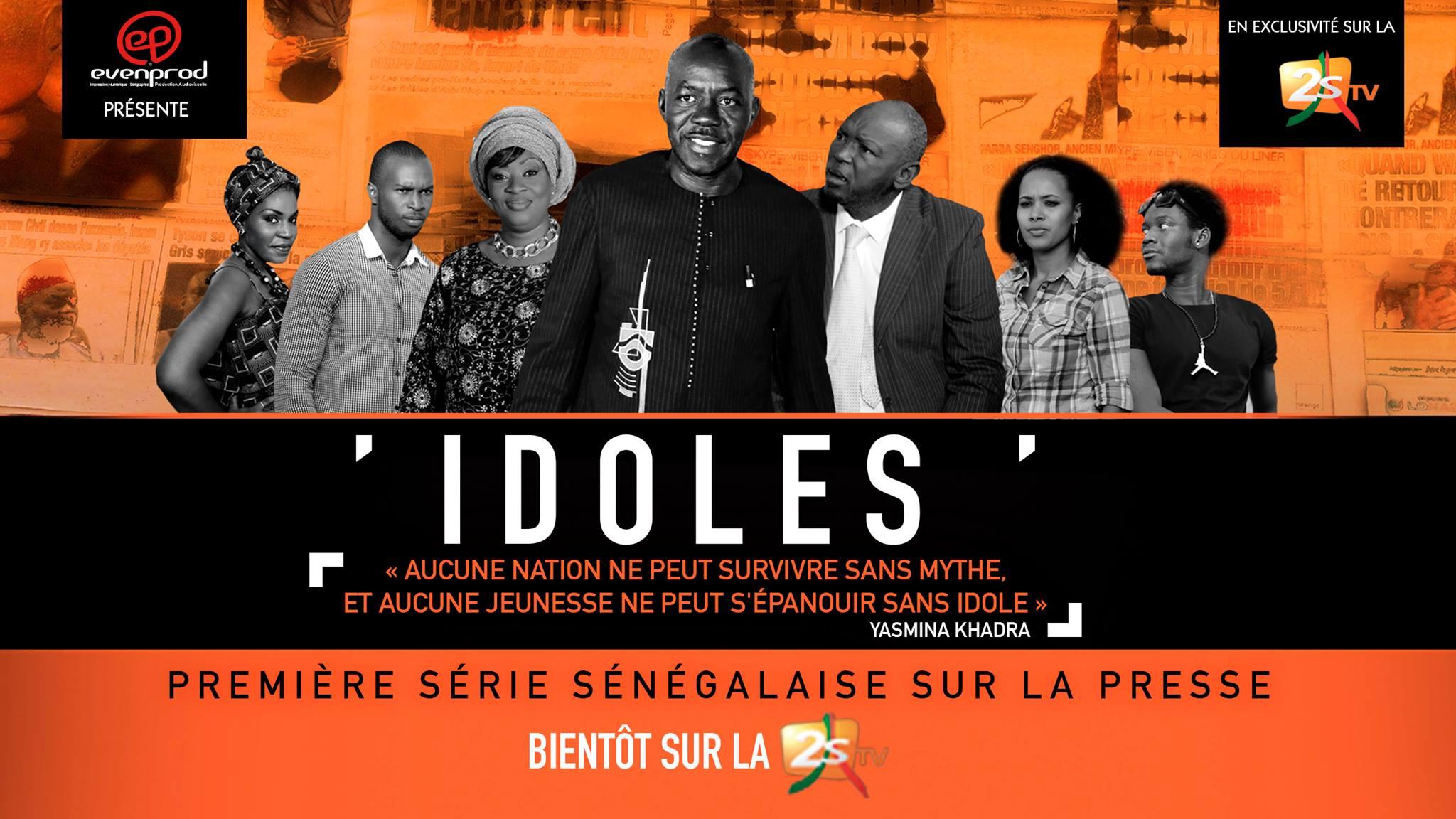 Idoles, meilleure série sénégalaise