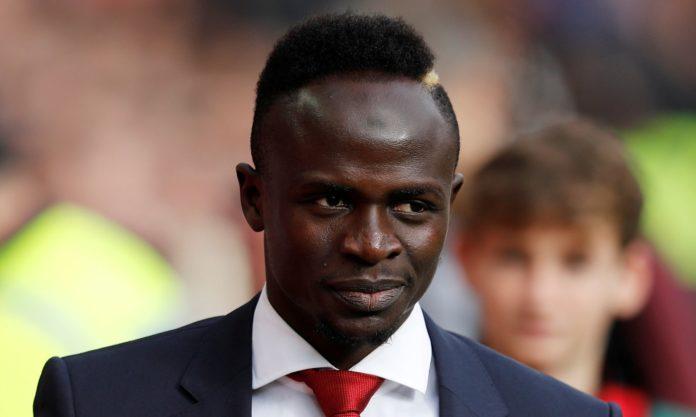 Remise du drapeau nationale: Sadio Mané ne sera pas de la partie