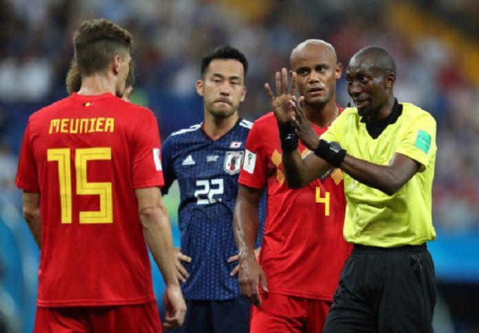 POUR SA BELLE PRESTATION LORS DE BELGIQUE VS JAPON: Les internautes demandent que Malang Diédhiou soit désigné pour officier la finale