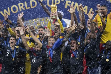 Après 1998, les Bleus de 2018 sont aussi champions du monde ! - Débrief et NOTES des joueurs (France 4-2 Croatie)
