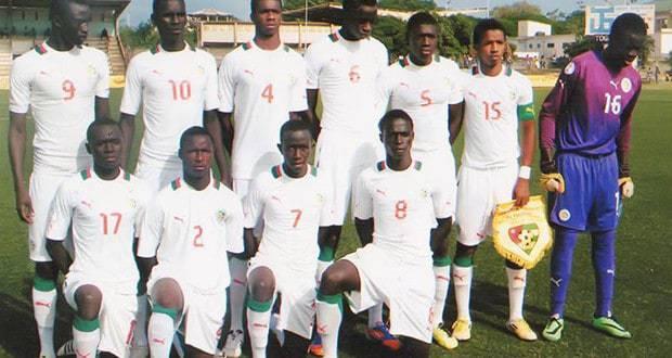 TOURNOI UFOA U17: Les Lionceaux assurent et héritent du Cap-Vert en demi