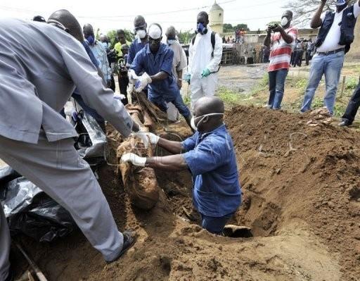 DEGATS COLLATERAUX DU TER: Le corps de l'érudit Thierno Amadou Maal exhumé nuitamment et transporté à son village natal de Bokidiawé