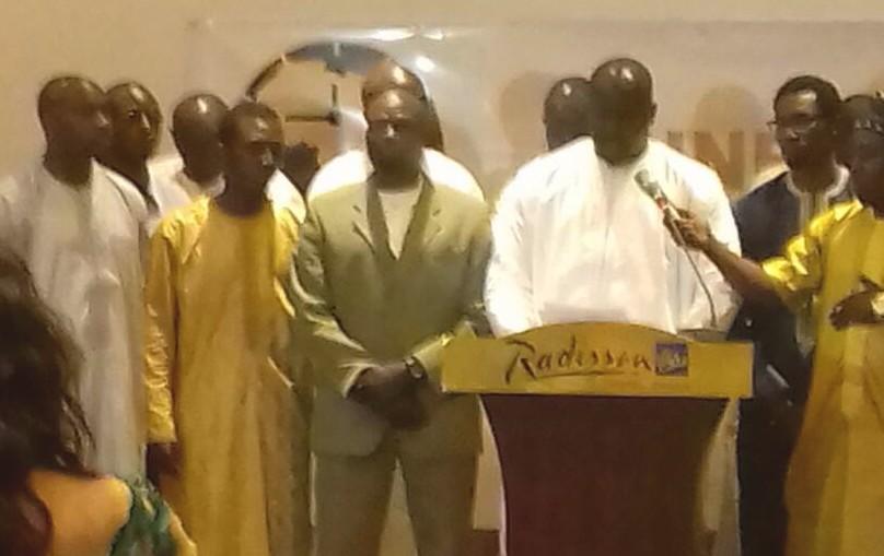 EL MANSOUR MBOUP (JAD), CANDIDAT A LA PRESIDENTIELLE DE FEVRIER 2019: «Ces élections seront les plus controversées de l'histoire politique du Sénégal»