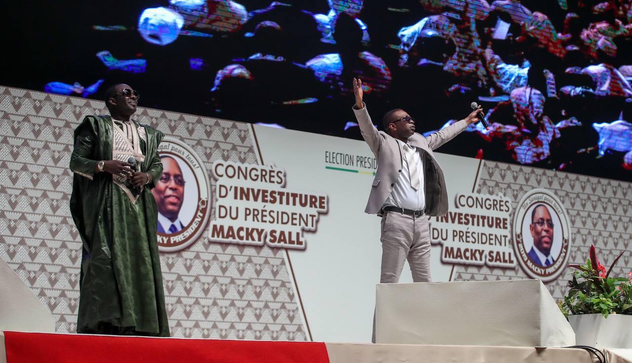 Chanson pour Macky: Youssou et Viviane effacent Serigne Ndiaye Bouna et éclipsent Doudou Ndiaye Mbengue et Cie