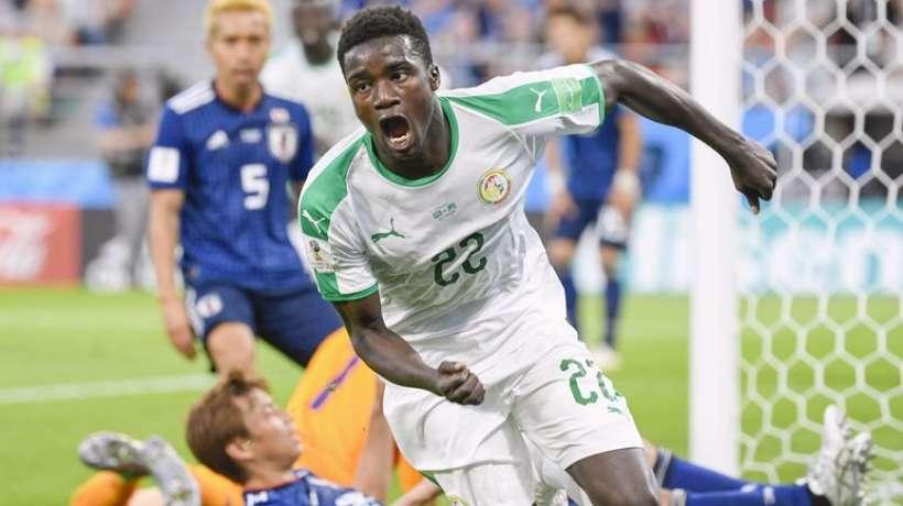 COUPE DU MONDE 2018: Moussa Wagué fait gagner 122 millions Cfa à Kas Eupen