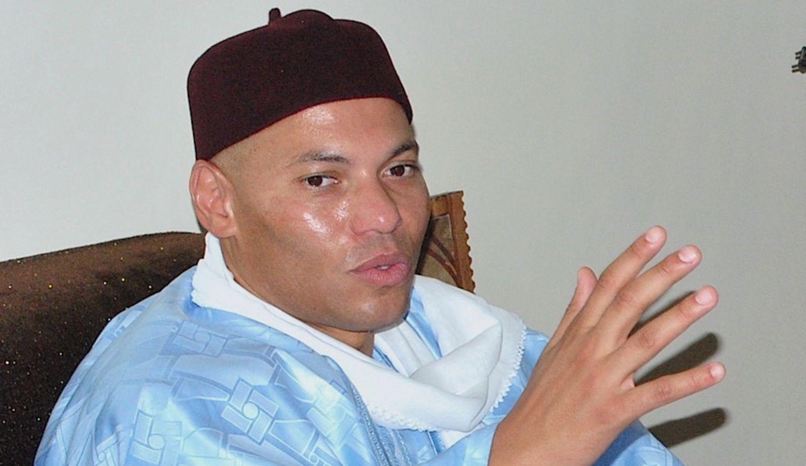 DEMANDE DE DELIVRANCE D'UNE NOTICE BLEUE CONTRE KARIM WADE PAR L'ETAT DU SENEGAL: Les avocats de Wade fils vilipendent Macky Sall et demandent le rejet de la requête