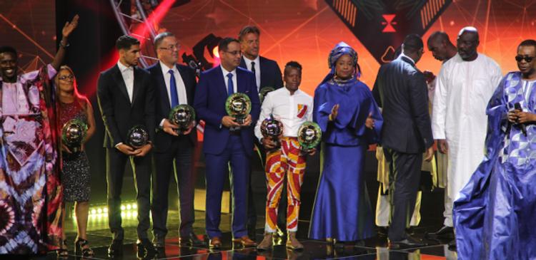 JEU TROUBLE AUX CAF AWARDS: La Teranga s'incline devant la Caf
