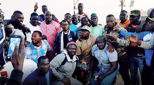 SOUTIEN A GRIS BORDEAUX CONVOQUE SAMEDI PAR ALIOUNE SARR ET CIE : Fass, Médina et le Collectif des lutteurs appellent à la mobilisation devant le Cng