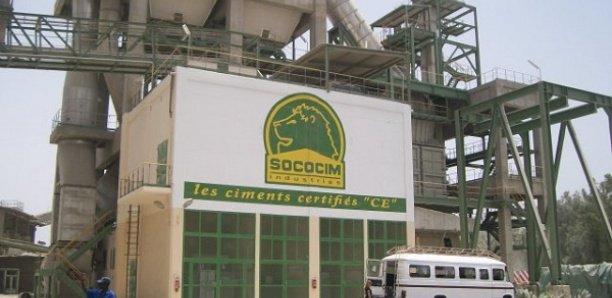 Ciment: La Sococim hausse les prix