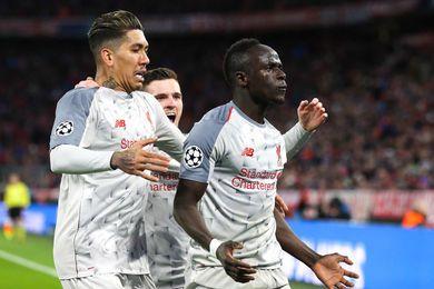 Les Reds comme à la maison douchent le Bayern Munich avec Le bijou de Sané