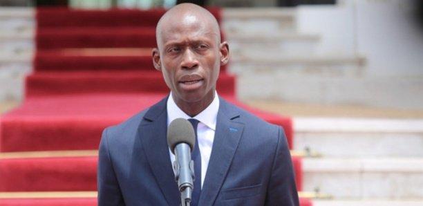 Remaniement : Maxime Jean-Simon Ndiaye nommé secrétaire général du gouvernement