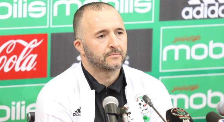 DJAMEL BELMADI COACH DES FENNECS: «Le  Sénégal est un favori en puissance pour gagner la Can»