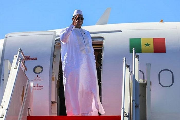 SUR INVITATION DE MACRON ET JACINDA ARDEN: Macky quitte Dakar aujourd'hui par vol régulier et signe demain le pacte «Christchurch» contre la diffusion des contenus extrêmes sur Internet, les Usa refusent de signer