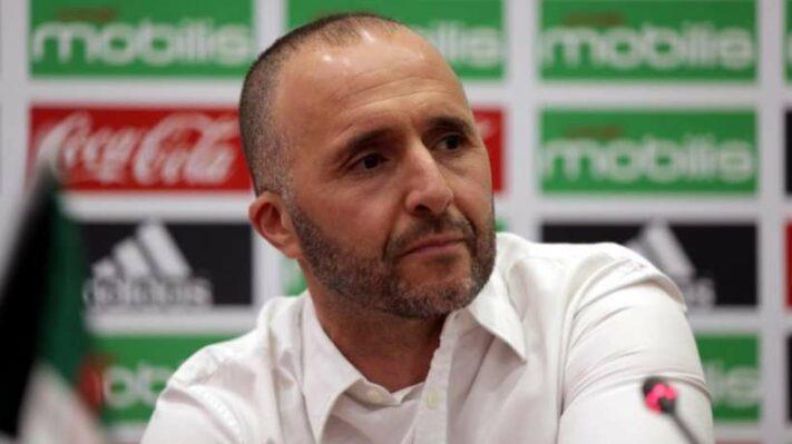 DJAMED BELAMDI COACH ALGERIE: «A 90%, la liste des 23 pour la Can est finalisée»