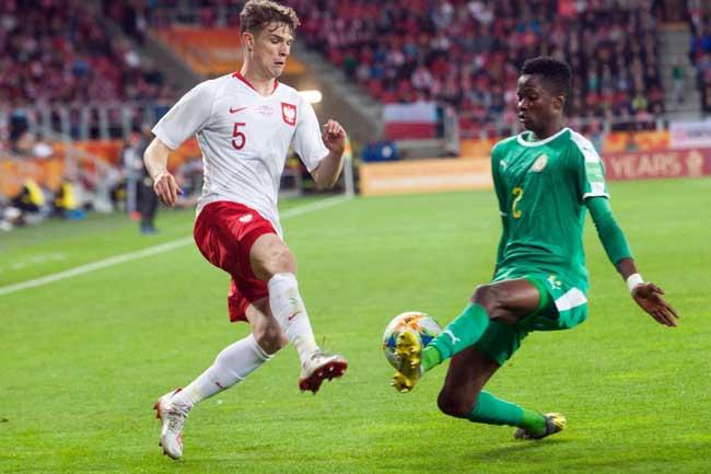SENEGAL U20 : Le défenseur central gauche, Moussa Ndiaye plait à Lille et Bordeaux