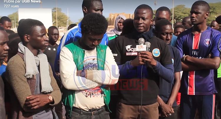 SORTIE DU PROCUREUR SUR L'AFFAIRE FALLOU SENE: Me Amadou Diallo, conseil de la Coordination des étudiants de Saint-Louis, fustige l'attitude du Procureur