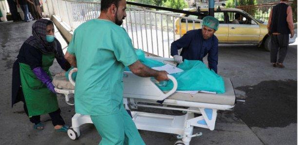 En Afghanistan, trois attentats font plusieurs morts à Kaboul