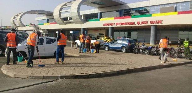 AIBD : Le collectif des prestataires et investisseurs sénégalais va manifester lundi