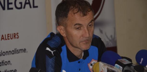 Entraîneur Zamalek Sc : ''Il n'est pas question qu'on perde un autre match''