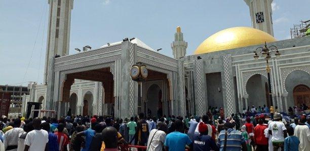Inauguration: Massalikul Jinaan vient d'enregistrer son premier appel à la prière