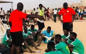JEUX MONDIAUX DE PLAGE : 12 Lions du Beach Soccer s'envolent ce lundi pour Qatar
