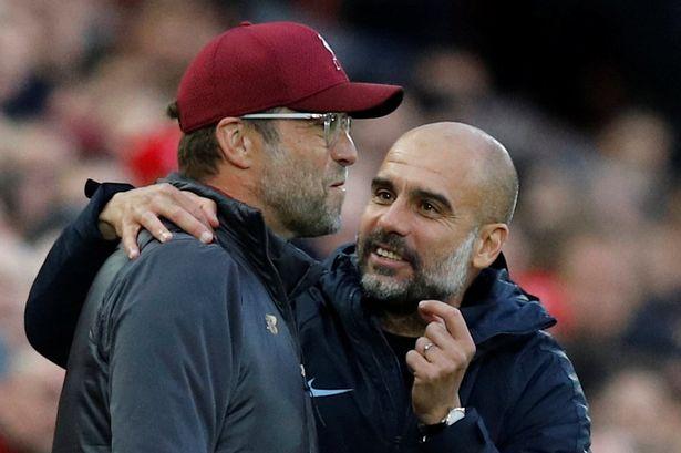 LIVERPOOL : Klopp admire Guardiola
