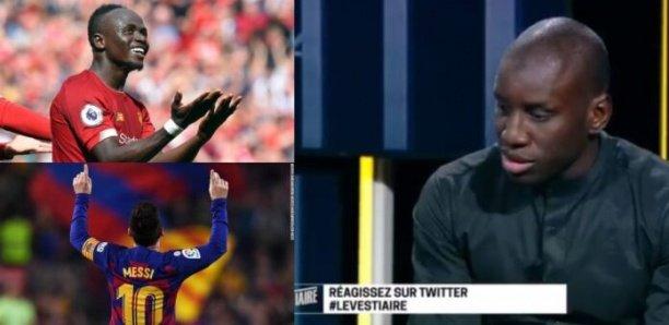 Demba Bâ : « Si Sadio Mané vient me voir et me dit qu'il est meilleur que Messi, je le gifle » mais en 2019, selon moi, il a eu une meilleure saison. »