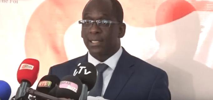 Abdoulaye Diouf Sarr n'exclut pas le confinement : «la situation est tellement sérieuse qu'il ne faut ménager aucun dispositif de protection des populations»