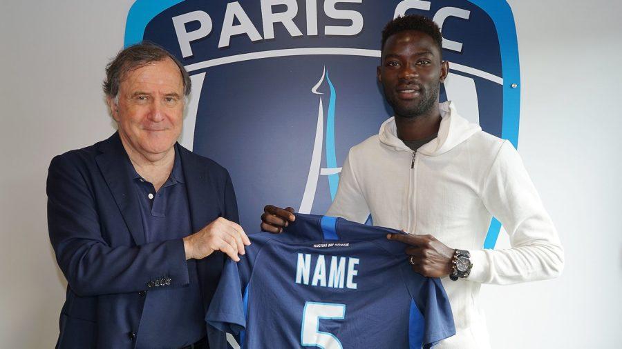 APRES SES EXPLOITS AVEC PAU FC: Moustapha Name rejoint le Paris FC