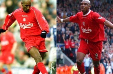 NICOLAS ANELKA CLASHE SEVEREMENT EL HADJ DIOUF  «Diouf s'est avéré être l'une des pires signataires de l'histoire de Liverpool»