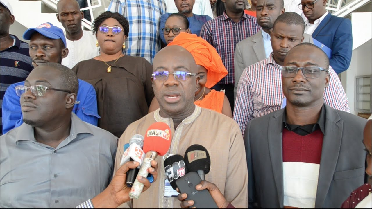 HABIB AIDARA sur la rupture du contrat de AKILEE: «nous sommes totalement en phase avec le DG de la SENLEC»