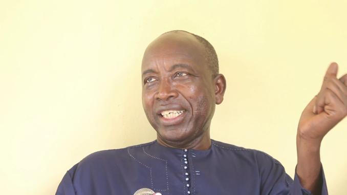Mamadou Dieng, leader arc-en-ciel, membre du Frn: «L'opposition s'est fait piéger par le Dialogue politique»