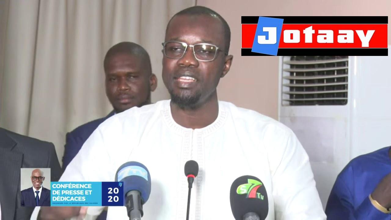 Ousmane Sonko : «Thierno Alassane Sall serait en prison si Macky Sall avait un petit motif»