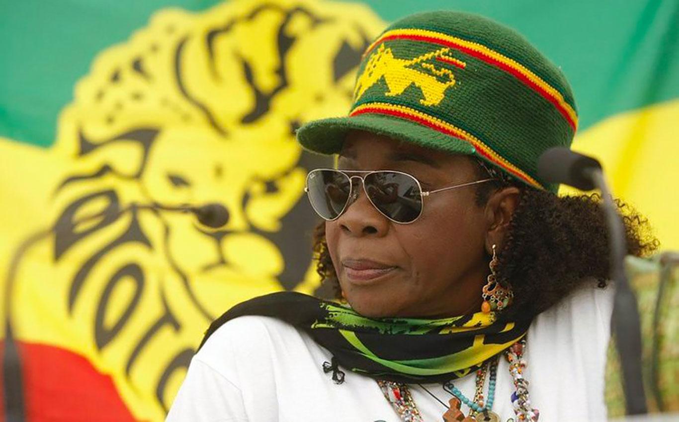Décès de Rita, la femme de Bob Marley