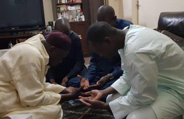 Serigne Mansour Sy Jamil recevant Ousmane Sonko: «Nous devons taire nos intérêts crypto-personnels pour ceux de la nation»
