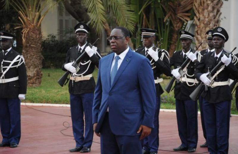 61EME ANNIVERSAIRE DE L'INDEPENDANCE DU SENEGAL: Macky préfère la sobriété à cause de la pandémie