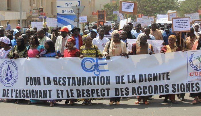 CRISE DE L'ENSEIGNEMENT SUPÉRIEUR: Le Saes vilipende Cheikh Oumar Anne et déballe...