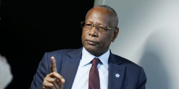 """Abdoulaye Bathily: """"avec les événements de mars dernier, on peut dire qu'on est revenu à la case départ, ou même avant la case départ"""""""