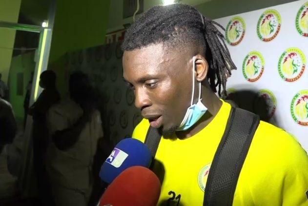 Lamine Gassama : «Il va falloir qu'on revoie notre copie surtout en deuxième période»
