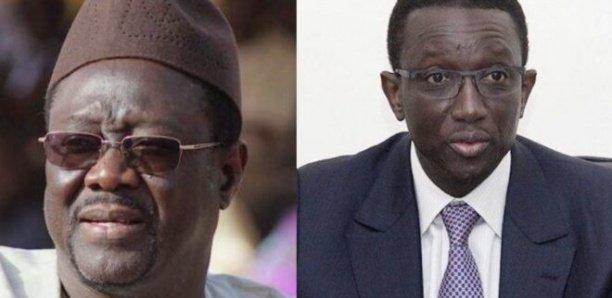 APR PARCELLES ASSAINIES Amadou Ba et Mbaye Ndiaye enterrent la hache de guerre